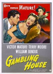 Gambling House 1950 DVD - Victor Mature / Terry Moore